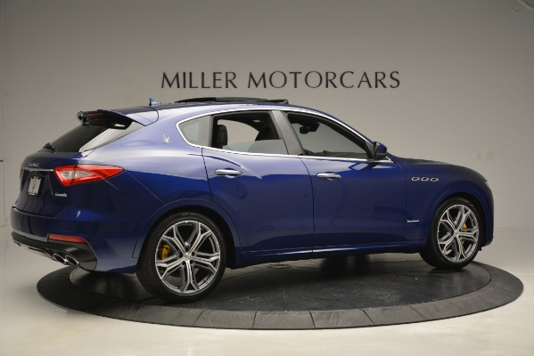 New 2019 Maserati Levante Q4 GranSport for sale $90,370 at Alfa Romeo of Westport in Westport CT 06880 12