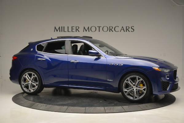 New 2019 Maserati Levante Q4 GranSport for sale $90,370 at Alfa Romeo of Westport in Westport CT 06880 14