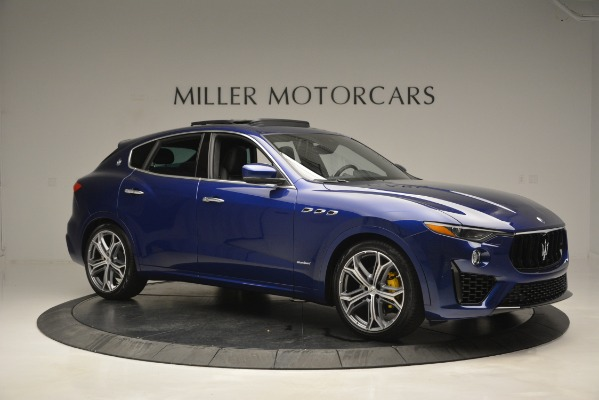 New 2019 Maserati Levante Q4 GranSport for sale $90,370 at Alfa Romeo of Westport in Westport CT 06880 15