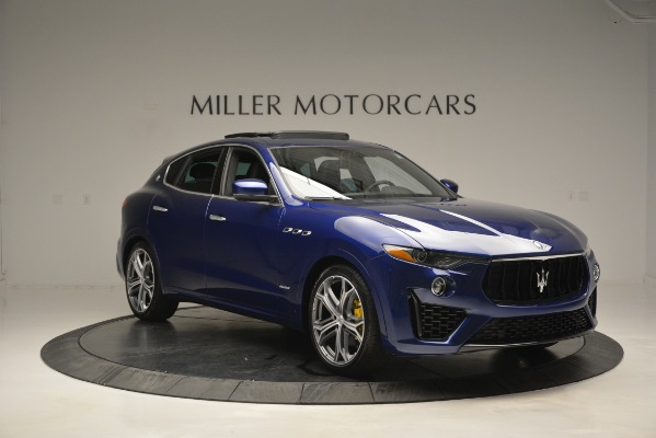 New 2019 Maserati Levante Q4 GranSport for sale $90,370 at Alfa Romeo of Westport in Westport CT 06880 16