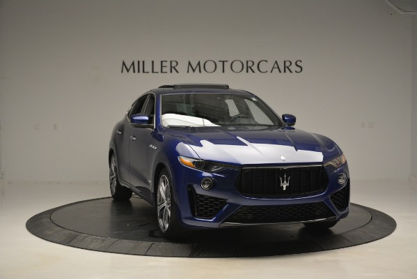 New 2019 Maserati Levante Q4 GranSport for sale $90,370 at Alfa Romeo of Westport in Westport CT 06880 17