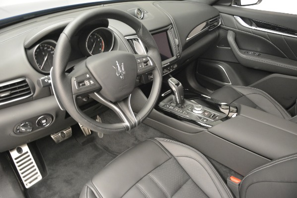 New 2019 Maserati Levante Q4 GranSport for sale $90,370 at Alfa Romeo of Westport in Westport CT 06880 20