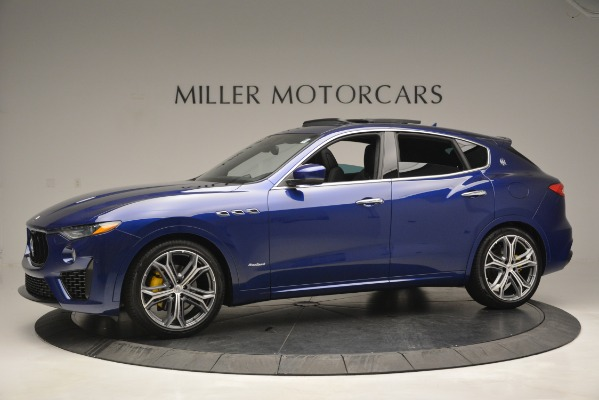 New 2019 Maserati Levante Q4 GranSport for sale $90,370 at Alfa Romeo of Westport in Westport CT 06880 3