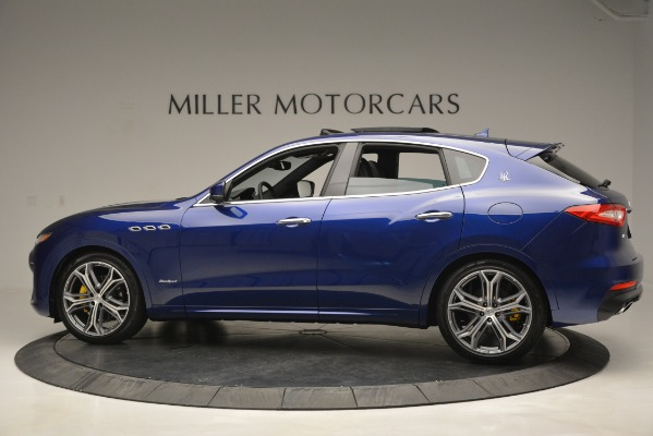 New 2019 Maserati Levante Q4 GranSport for sale $90,370 at Alfa Romeo of Westport in Westport CT 06880 5