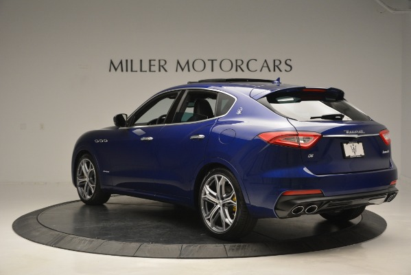 New 2019 Maserati Levante Q4 GranSport for sale $90,370 at Alfa Romeo of Westport in Westport CT 06880 7