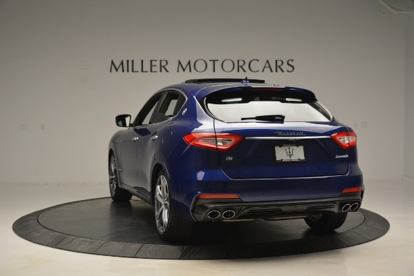 New 2019 Maserati Levante Q4 GranSport for sale $90,370 at Alfa Romeo of Westport in Westport CT 06880 8