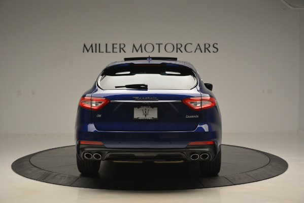 New 2019 Maserati Levante Q4 GranSport for sale $90,370 at Alfa Romeo of Westport in Westport CT 06880 9