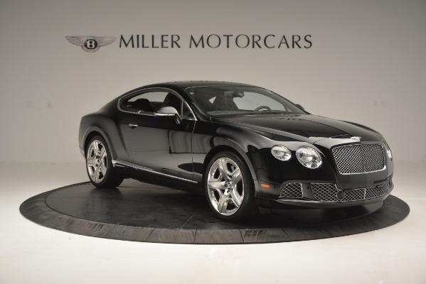 Used 2012 Bentley Continental GT W12 for sale Sold at Alfa Romeo of Westport in Westport CT 06880 12
