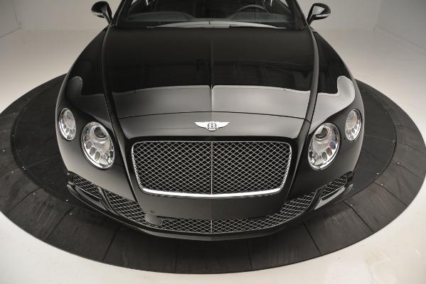 Used 2012 Bentley Continental GT W12 for sale Sold at Alfa Romeo of Westport in Westport CT 06880 14