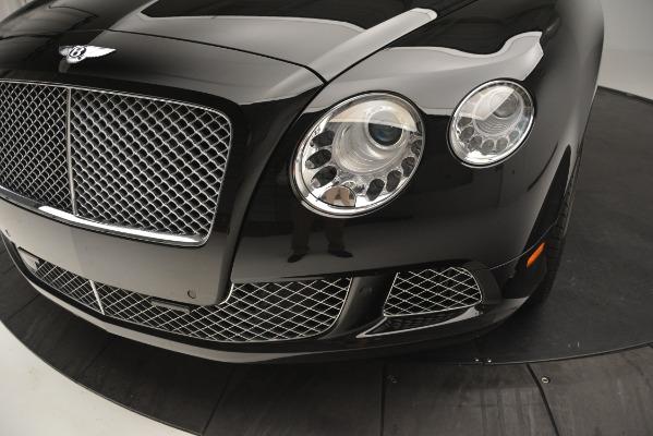 Used 2012 Bentley Continental GT W12 for sale Sold at Alfa Romeo of Westport in Westport CT 06880 15
