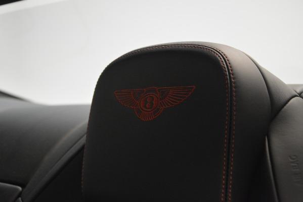 Used 2012 Bentley Continental GT W12 for sale Sold at Alfa Romeo of Westport in Westport CT 06880 21