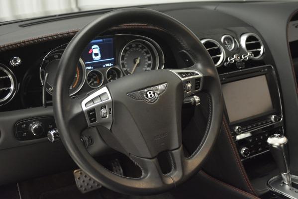 Used 2012 Bentley Continental GT W12 for sale Sold at Alfa Romeo of Westport in Westport CT 06880 22