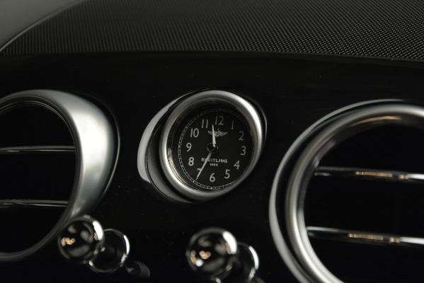 Used 2012 Bentley Continental GT W12 for sale Sold at Alfa Romeo of Westport in Westport CT 06880 23