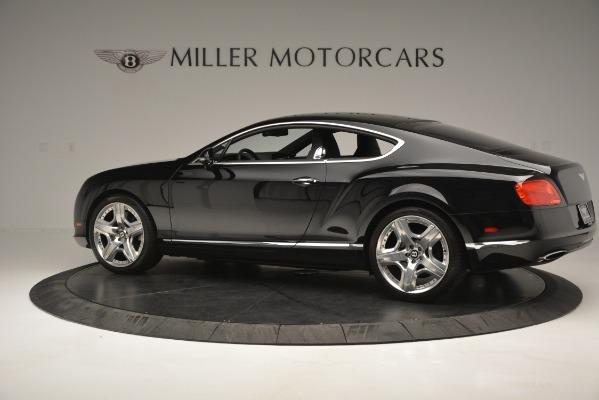 Used 2012 Bentley Continental GT W12 for sale Sold at Alfa Romeo of Westport in Westport CT 06880 4