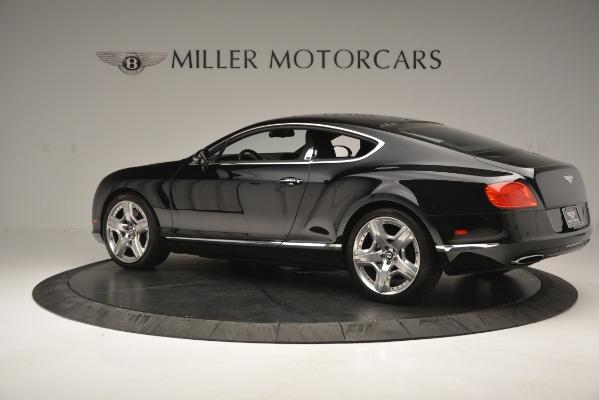 Used 2012 Bentley Continental GT W12 for sale Sold at Alfa Romeo of Westport in Westport CT 06880 5