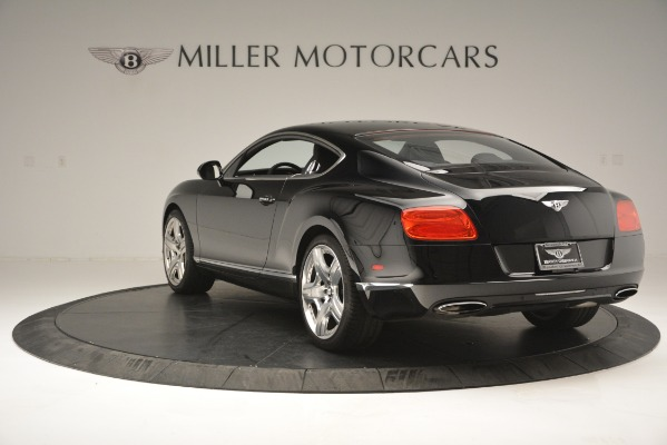 Used 2012 Bentley Continental GT W12 for sale Sold at Alfa Romeo of Westport in Westport CT 06880 6