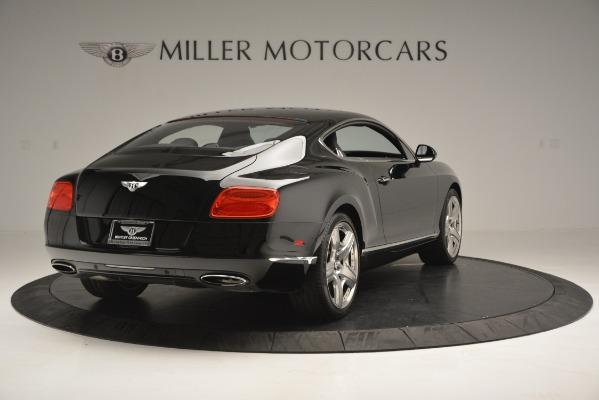 Used 2012 Bentley Continental GT W12 for sale Sold at Alfa Romeo of Westport in Westport CT 06880 8