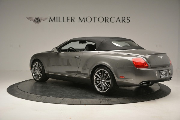 Used 2010 Bentley Continental GT Speed for sale Sold at Alfa Romeo of Westport in Westport CT 06880 13