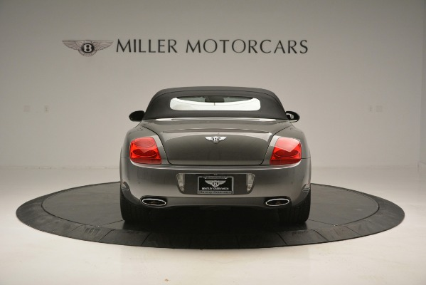 Used 2010 Bentley Continental GT Speed for sale Sold at Alfa Romeo of Westport in Westport CT 06880 14