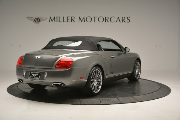 Used 2010 Bentley Continental GT Speed for sale Sold at Alfa Romeo of Westport in Westport CT 06880 15