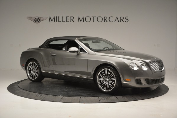 Used 2010 Bentley Continental GT Speed for sale Sold at Alfa Romeo of Westport in Westport CT 06880 17