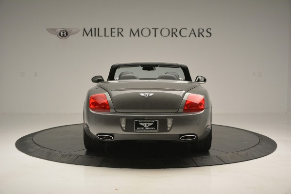 Used 2010 Bentley Continental GT Speed for sale Sold at Alfa Romeo of Westport in Westport CT 06880 5