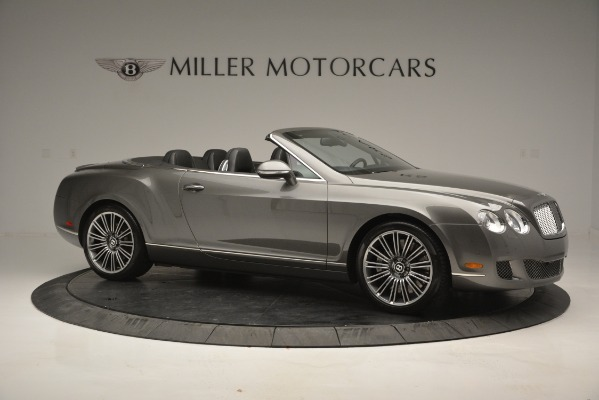 Used 2010 Bentley Continental GT Speed for sale Sold at Alfa Romeo of Westport in Westport CT 06880 8
