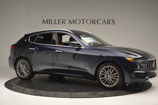 New 2019 Maserati Levante Q4 GranLusso for sale Sold at Alfa Romeo of Westport in Westport CT 06880 10