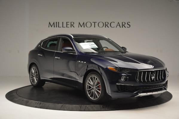 New 2019 Maserati Levante Q4 GranLusso for sale Sold at Alfa Romeo of Westport in Westport CT 06880 11