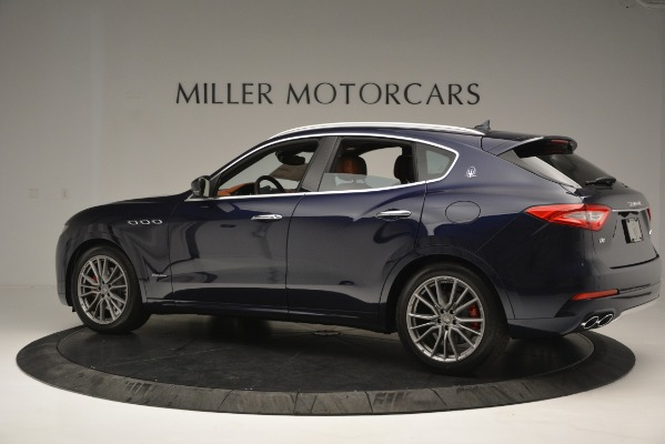 New 2019 Maserati Levante Q4 GranLusso for sale Sold at Alfa Romeo of Westport in Westport CT 06880 4