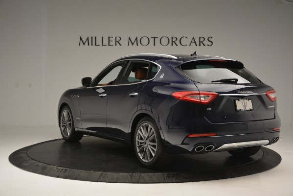 New 2019 Maserati Levante Q4 GranLusso for sale Sold at Alfa Romeo of Westport in Westport CT 06880 5