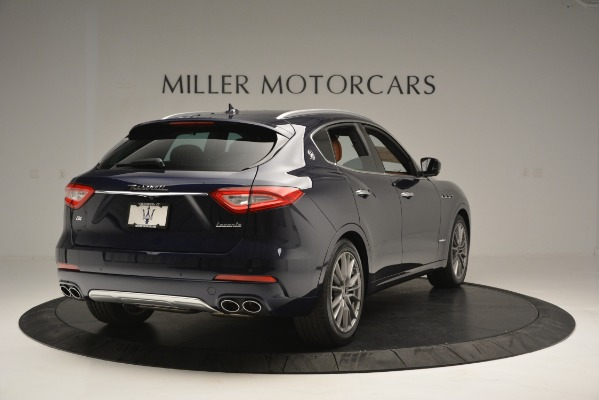 New 2019 Maserati Levante Q4 GranLusso for sale Sold at Alfa Romeo of Westport in Westport CT 06880 7