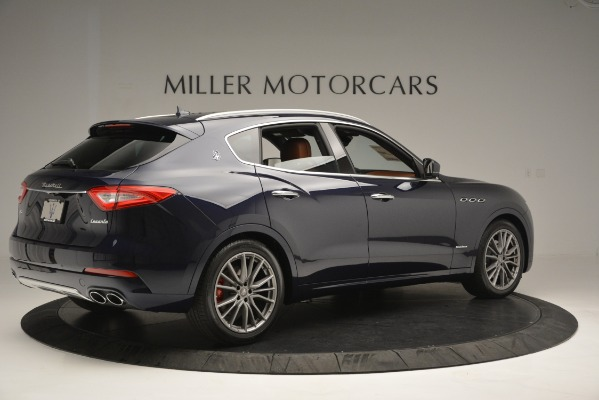 New 2019 Maserati Levante Q4 GranLusso for sale Sold at Alfa Romeo of Westport in Westport CT 06880 8