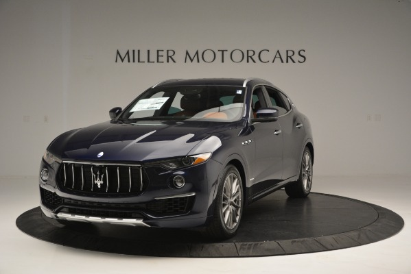 New 2019 Maserati Levante Q4 GranLusso for sale Sold at Alfa Romeo of Westport in Westport CT 06880 1