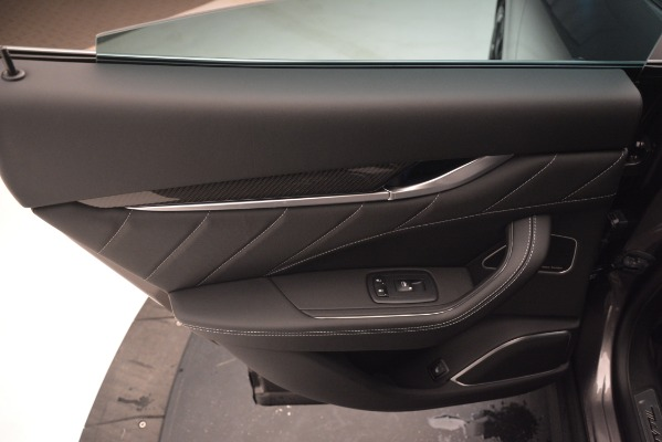 New 2019 Maserati Levante S Q4 GranSport for sale Sold at Alfa Romeo of Westport in Westport CT 06880 19