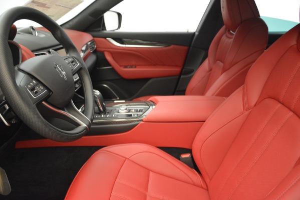 New 2019 Maserati Levante S Q4 GranSport for sale $104,050 at Alfa Romeo of Westport in Westport CT 06880 14