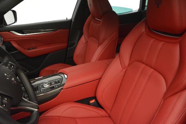 New 2019 Maserati Levante S Q4 GranSport for sale $104,050 at Alfa Romeo of Westport in Westport CT 06880 15