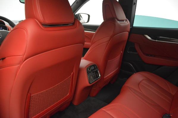 New 2019 Maserati Levante S Q4 GranSport for sale $104,050 at Alfa Romeo of Westport in Westport CT 06880 17