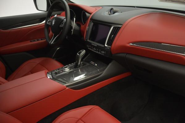New 2019 Maserati Levante S Q4 GranSport for sale $104,050 at Alfa Romeo of Westport in Westport CT 06880 20