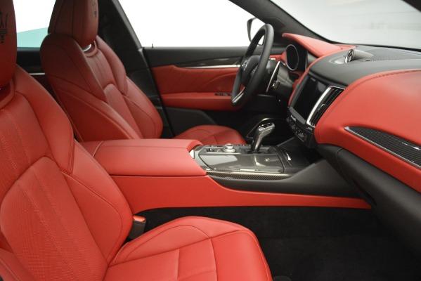 New 2019 Maserati Levante S Q4 GranSport for sale $104,050 at Alfa Romeo of Westport in Westport CT 06880 21