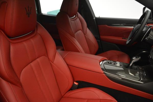 New 2019 Maserati Levante S Q4 GranSport for sale $104,050 at Alfa Romeo of Westport in Westport CT 06880 22