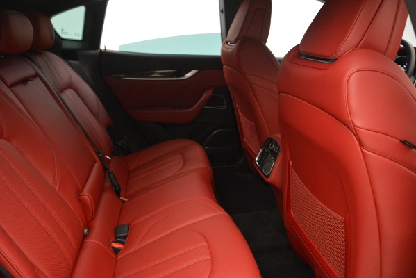 New 2019 Maserati Levante S Q4 GranSport for sale $104,050 at Alfa Romeo of Westport in Westport CT 06880 24