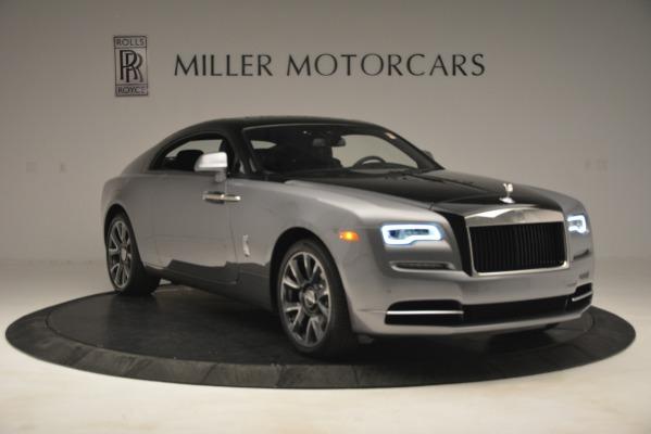 New 2019 Rolls-Royce Wraith for sale Sold at Alfa Romeo of Westport in Westport CT 06880 13