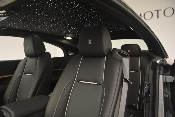 New 2019 Rolls-Royce Wraith for sale Sold at Alfa Romeo of Westport in Westport CT 06880 15