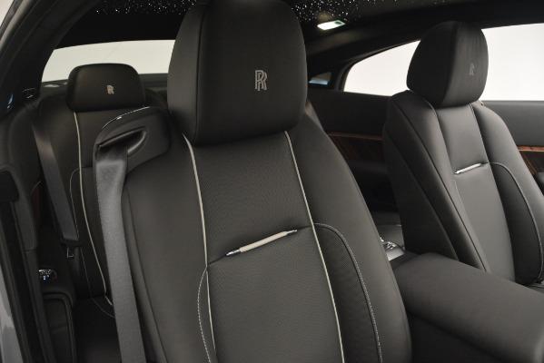 New 2019 Rolls-Royce Wraith for sale Sold at Alfa Romeo of Westport in Westport CT 06880 16