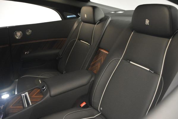 New 2019 Rolls-Royce Wraith for sale Sold at Alfa Romeo of Westport in Westport CT 06880 17
