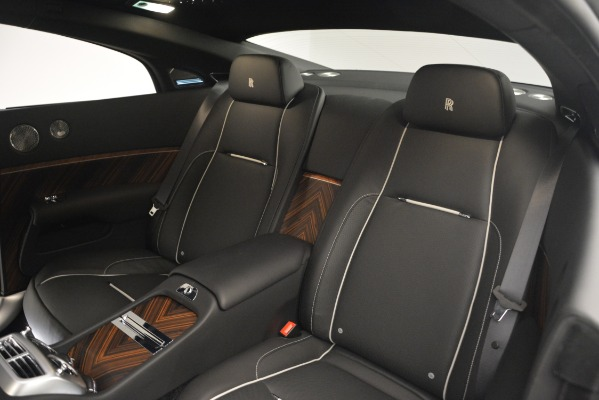 New 2019 Rolls-Royce Wraith for sale Sold at Alfa Romeo of Westport in Westport CT 06880 18