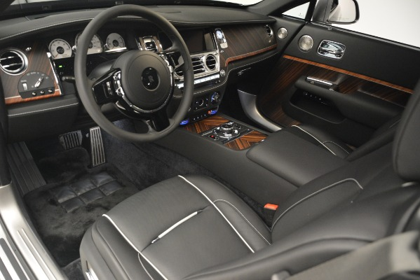 New 2019 Rolls-Royce Wraith for sale Sold at Alfa Romeo of Westport in Westport CT 06880 20