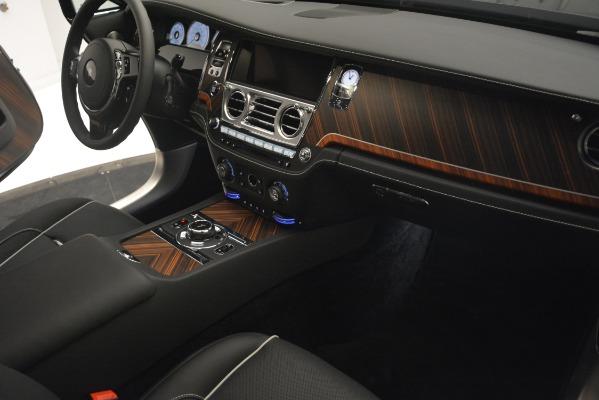 New 2019 Rolls-Royce Wraith for sale Sold at Alfa Romeo of Westport in Westport CT 06880 24