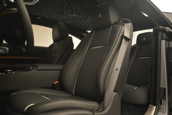 New 2019 Rolls-Royce Wraith for sale Sold at Alfa Romeo of Westport in Westport CT 06880 28